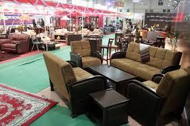 نمایشگاه تخصصی مبلمان و لوستر در رفسنجان برگزار می شود