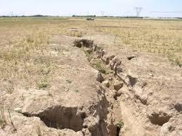 قنات متروکه عامل اصلی نشست زمین در شهرک مسکن مهر کشکوئیه