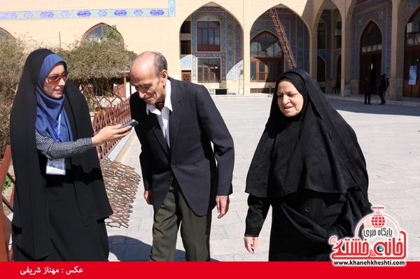 انتخابات مجلس و خبرگان رهبری رفسنجان-خانه خشتی (۱)