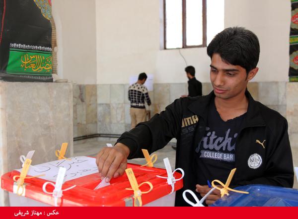 انتخابات هفتم اسفند رفسنجان در قاب دوربین خانه خشتی/۱