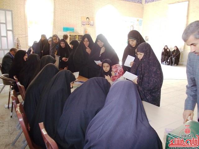 انتخابات هفتم اسفند جوادیه فلاح و الهیه رفسنجان_خانه خشتی (۱۲)