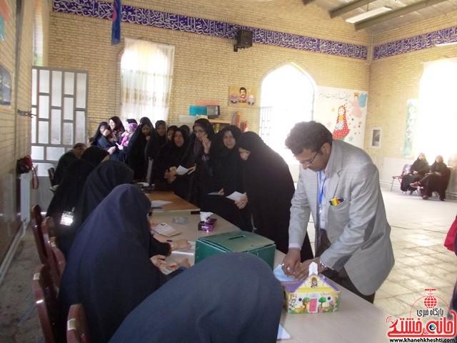 انتخابات هفتم اسفند جوادیه فلاح و الهیه رفسنجان_خانه خشتی (۲۱)