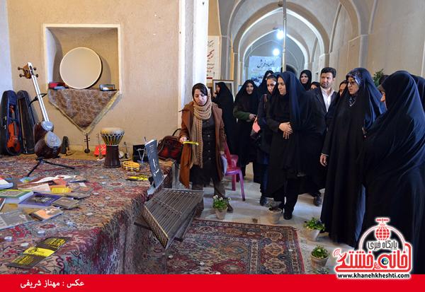 جشنواره نان، حرکت و برکت در رفسنجان-خانه خشتی (۱۰)