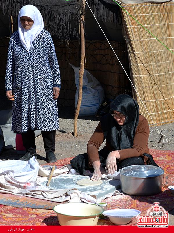 جشنواره نان، حرکت و برکت در رفسنجان-خانه خشتی (۱۱)