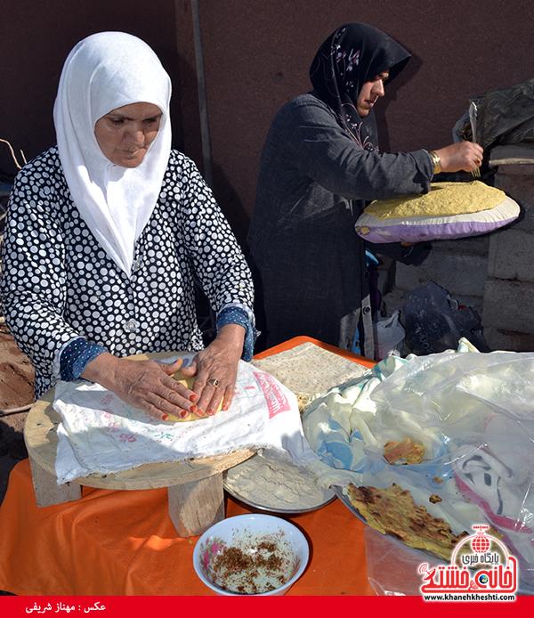 جشنواره نان، حرکت و برکت در رفسنجان-خانه خشتی (۲)