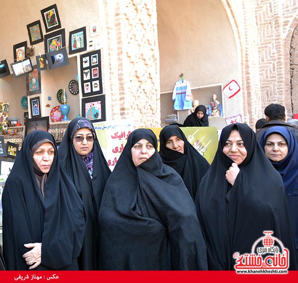 جشنواره نان، حرکت و برکت در رفسنجان-خانه خشتی (۴)