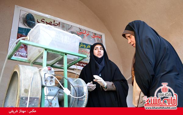 جشنواره نان، حرکت و برکت در رفسنجان-خانه خشتی (۵)