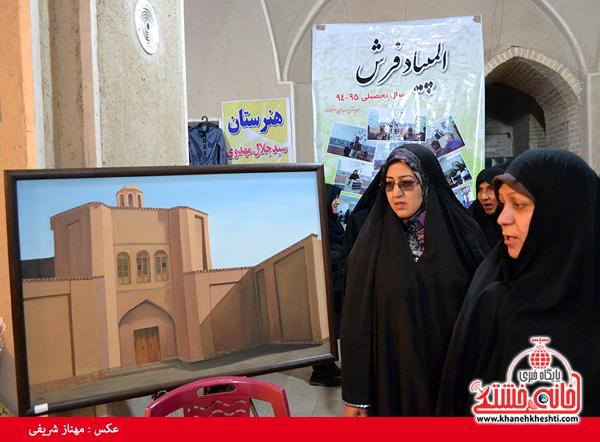 جشنواره نان، حرکت و برکت در رفسنجان-خانه خشتی (۶)