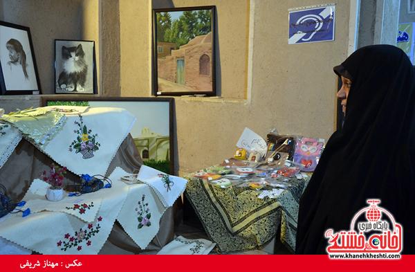 جشنواره نان، حرکت و برکت در رفسنجان-خانه خشتی (۷)