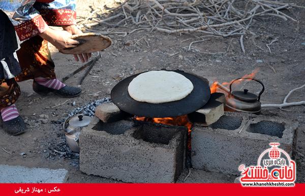 جشنواره نان، حرکت و برکت در رفسنجان-خانه خشتی (۸)