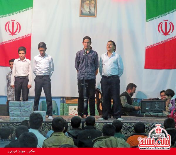 جشن دهه فجر-رفسنجان-خانه خشتی (۱۳)