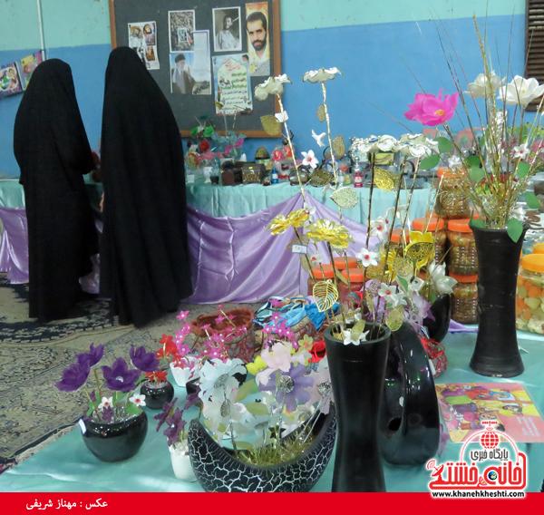 جشن دهه فجر-رفسنجان-خانه خشتی (۲)