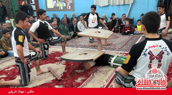 جشن دهه فجر-رفسنجان-خانه خشتی (۳)