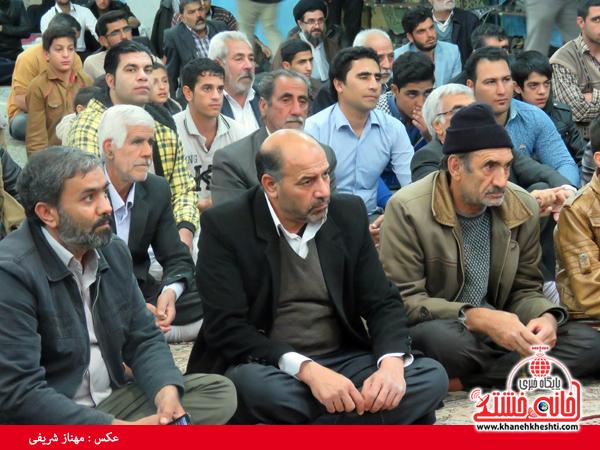 جشن دهه فجر-رفسنجان-خانه خشتی (۴)