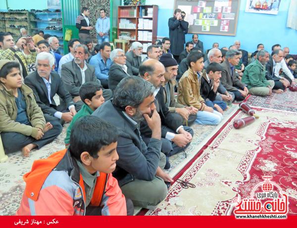 جشن دهه فجر-رفسنجان-خانه خشتی (۶)