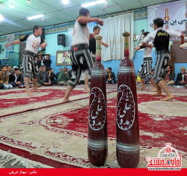جشن دهه فجر-رفسنجان-خانه خشتی (۸)