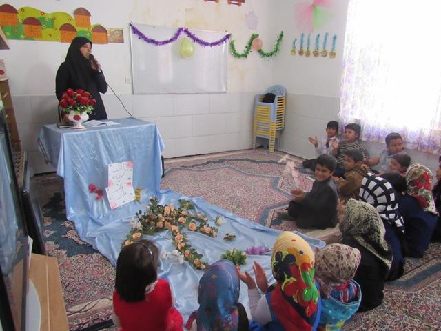 برگزاری جشن میلاد حضرت زینب (س) در جامعه القرآن صادق الائمه(ع) دهستان رضوان