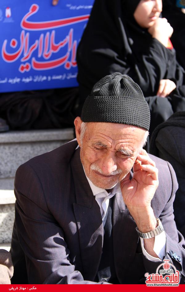 راهپیمایی ۲۲ بهمن ۹۴ رفسنجان -خانه خشتی (۱۴)