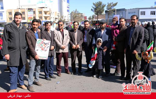 راهپیمایی ۲۲ بهمن ۹۴ رفسنجان -خانه خشتی (۱۹)