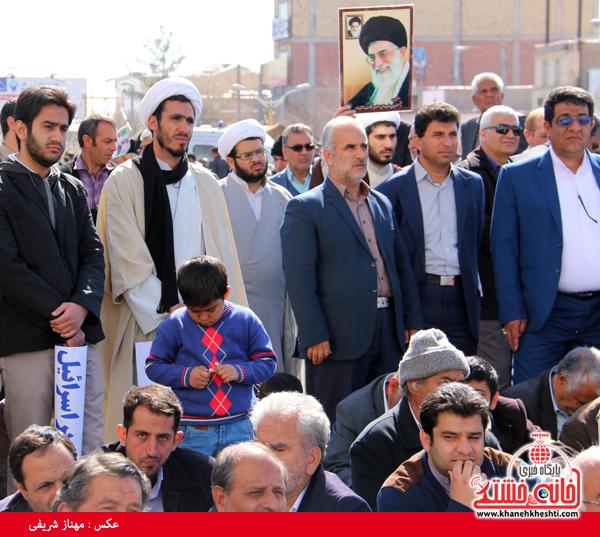 راهپیمایی ۲۲ بهمن ۹۴ رفسنجان -خانه خشتی (۲۵)