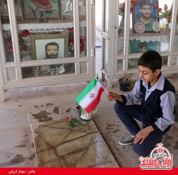 شهید پورجندقی-رفسنجان-خانه خشتی (۹)