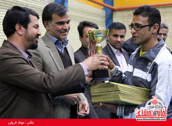 مسابقات ورزشی کارگران رفسنجان-دهه فجر- خانه خشتی (۱۳)
