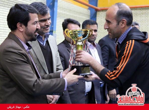 مسابقات ورزشی کارگران رفسنجان-دهه فجر- خانه خشتی (۱۴)