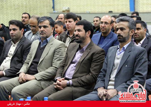مسابقات ورزشی کارگران رفسنجان-دهه فجر- خانه خشتی (۳)