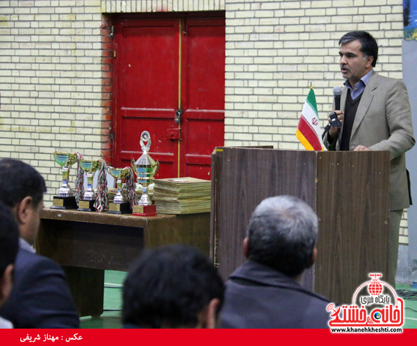 مسابقات ورزشی کارگران رفسنجان-دهه فجر- خانه خشتی (۵)
