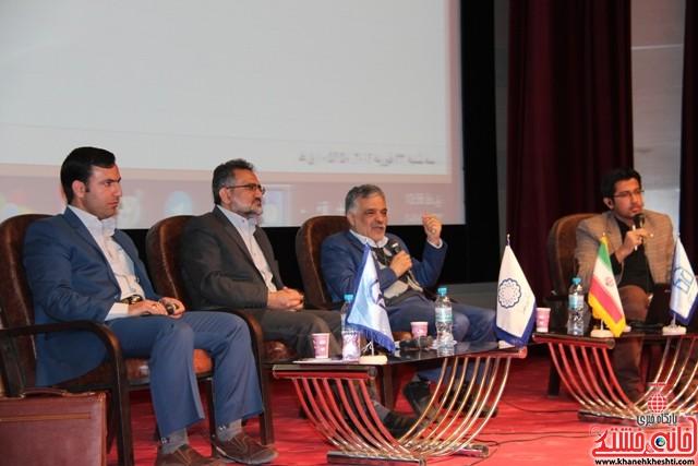 نشست خبری کانیداها-جامعه اسلامی-رفسنجان-خانه خشتی (۵)