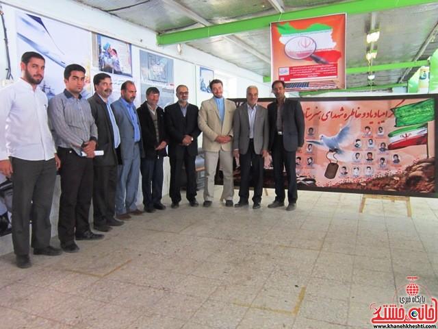 نمایشگاه انقلاب دهه فجر رفسنجان_خانه خشتی (۵۱)