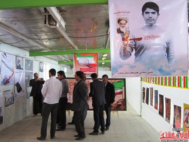 نمایشگاه انقلاب دهه فجر رفسنجان_خانه خشتی (۵۲)