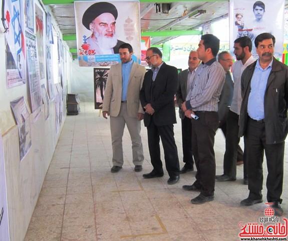 نمایشگاه انقلاب دهه فجر رفسنجان_خانه خشتی (۵۳)