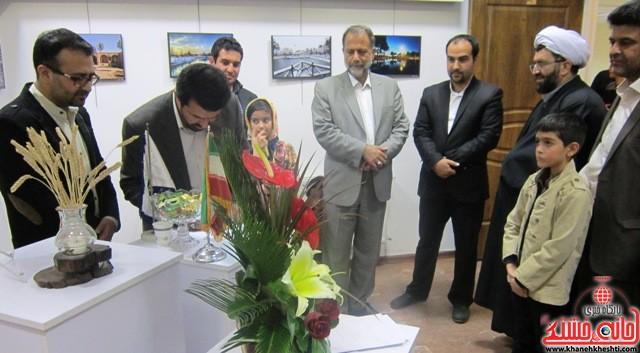 نمایشگاه عکس سیمای شهری_خانه خشتی_رفسنجان_بهناز شریفی (۱۰)