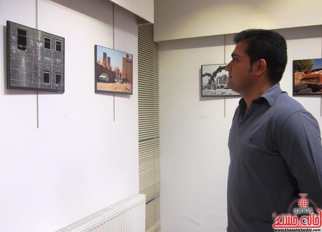 نمایشگاه عکس سیمای شهری_خانه خشتی_رفسنجان_بهناز شریفی (۱۱)