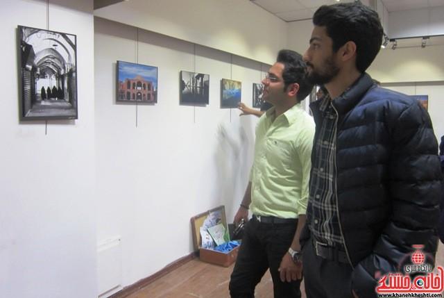 نمایشگاه عکس سیمای شهری_خانه خشتی_رفسنجان_بهناز شریفی (۱۴)