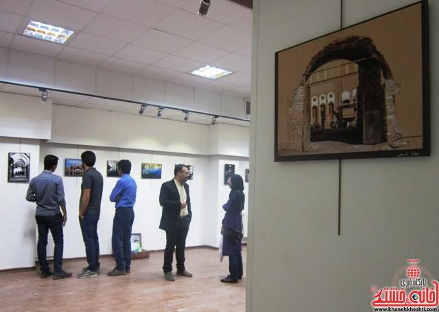 نمایشگاه عکس سیمای شهری_خانه خشتی_رفسنجان_بهناز شریفی (۱۵)