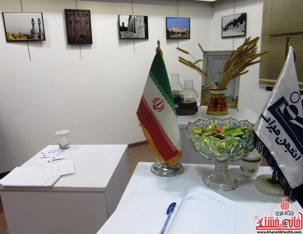 نمایشگاه عکس سیمای شهری_خانه خشتی_رفسنجان_بهناز شریفی (۱۶)