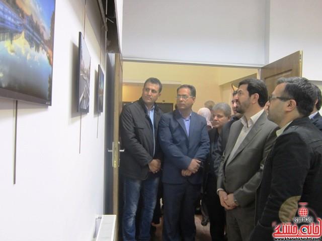 نمایشگاه عکس سیمای شهری_خانه خشتی_رفسنجان_بهناز شریفی (۲)