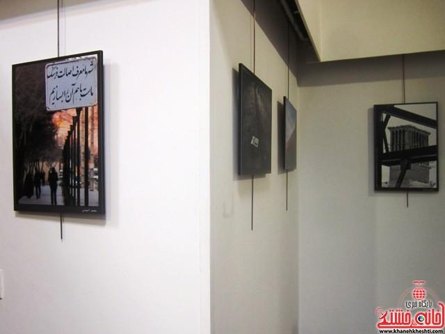 نمایشگاه عکس سیمای شهری_خانه خشتی_رفسنجان_بهناز شریفی (۴)