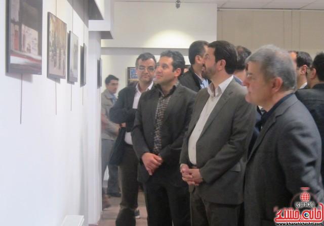 نمایشگاه عکس سیمای شهری_خانه خشتی_رفسنجان_بهناز شریفی (۵)