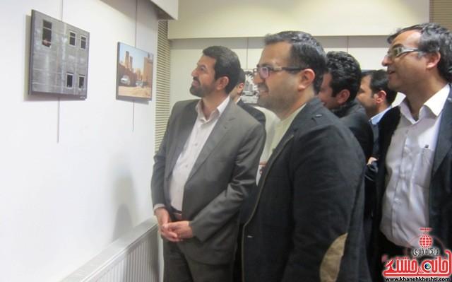 نمایشگاه عکس سیمای شهری_خانه خشتی_رفسنجان_بهناز شریفی (۶)