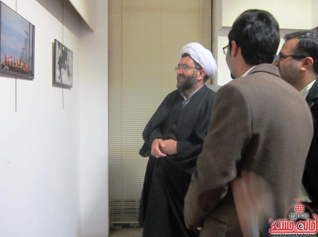 نمایشگاه عکس سیمای شهری_خانه خشتی_رفسنجان_بهناز شریفی (۸)