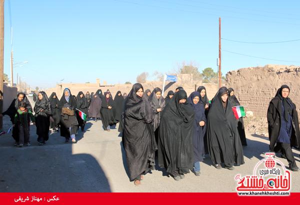 همایش پیاده روی قاسم آباد-رفسنجان-خانه خشتی (۳)