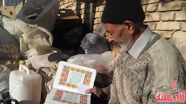 پیرمرد دستفروش جوادیه فلاح رفسنجان_خانه خشتی (۲)