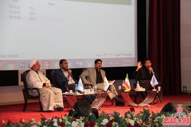 کرسی پرسش -رفسنجان-خانه خشتی-انتخابات (۶)