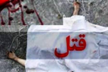 جزئیات قتل فجیع و سوزاندن فردی در رفسنجان