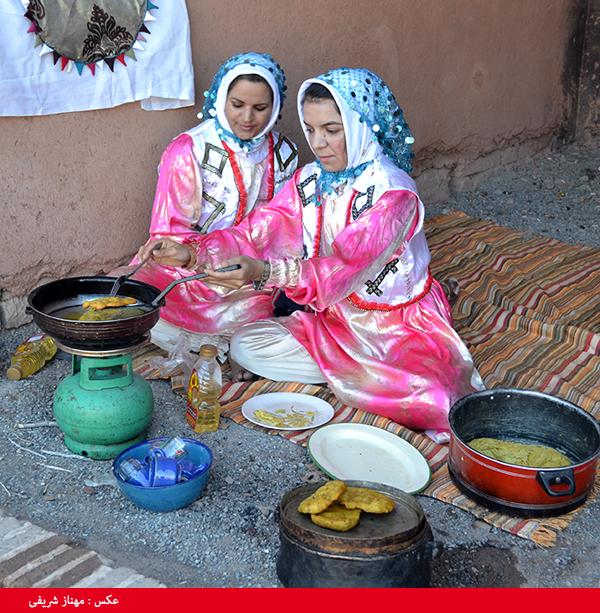 تصاویر جشنواره نان، حرکت و برکت در رفسنجان