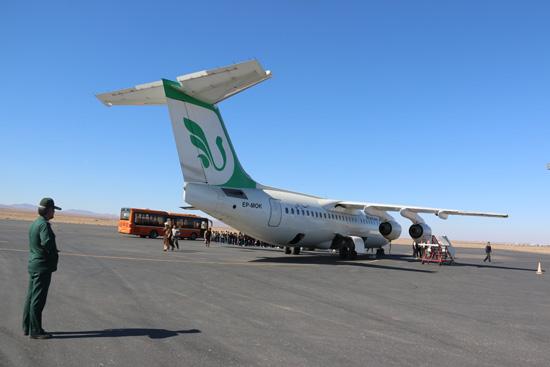پرواز رفسنجان – نجف راه اندازی می شود