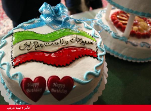 جشن تولد ۵۹ سالگی شهید میرافضلی در رفسنجان برگزار شد/ تصاویر